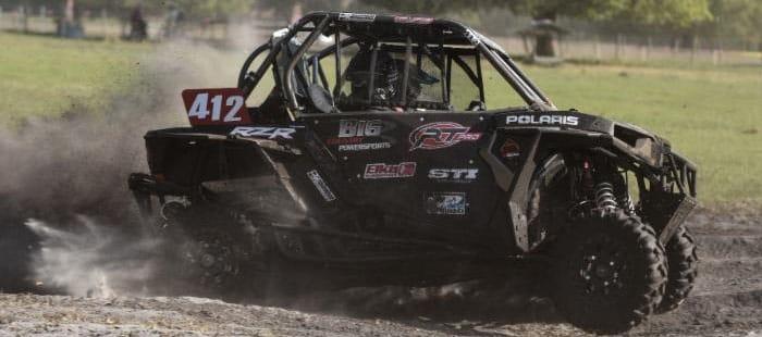 The Yokley Racing Polaris Team Returns to GNCC With Top Five Finish at Season Opener