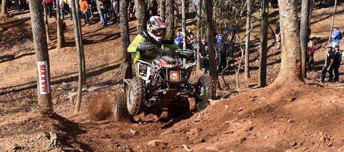 GNCC Round 1 – Jarrod McClure 2nd in Pro ATV