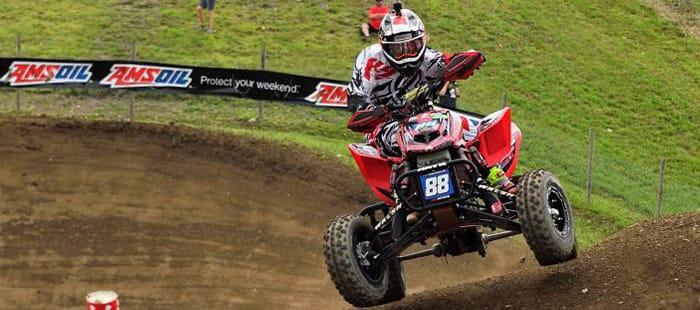 Joel Hetrick Takes The Lead in ATVMX Pro Championship!