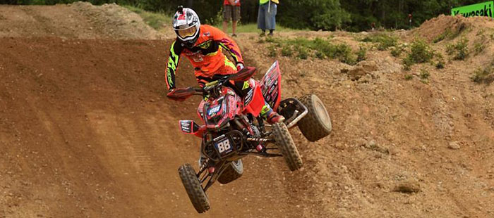 Joel Hetrick 2nd Place Finish at Monster Mountain ATVMX National