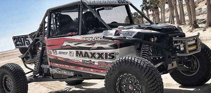 SCORE Baja 500 – 3rd Place Finish For Mike Cafro