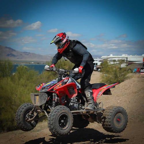 SPORTS & RACING ATV